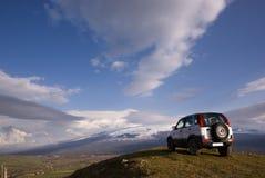Veículo off-road Imagem de Stock Royalty Free