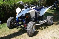 Veículo todo-terreno ATV quad Bicicleta do quadrilátero veículo de quatro rodas foto de stock royalty free
