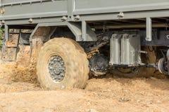 veículo 4x4 Fotografia de Stock