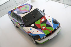 Veículos elétricos agradáveis de BMW Fotos de Stock