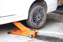 Veículos rodados reparados Imagens de Stock Royalty Free