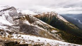 Vea de la montaña de las marmotas Foto de archivo libre de regalías