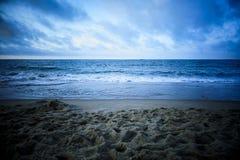 Vea el mar el día de fiesta foto de archivo libre de regalías