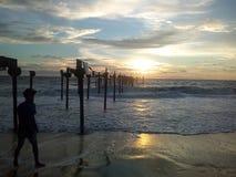 Vea el mar foto de archivo libre de regalías