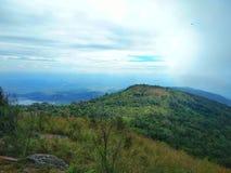 Vea la opinión sobre la colina Fotografía de archivo libre de regalías
