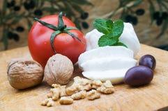 Veagetarian-Lebensmittel lizenzfreie stockfotos