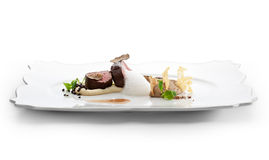 Veal Filet Mignon Stock Photography