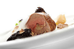 Veal Fillet Mignon Royalty Free Stock Photo