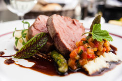 Veal fillet Royalty Free Stock Image