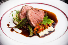 Veal fillet Royalty Free Stock Photography