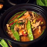 Veal Fricassee Stock Photos