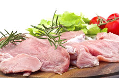 Veal meat Royalty Free Stock Images
