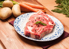 Veal Royalty Free Stock Photography