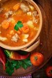 Veal stew Stock Photos