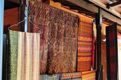 Veawing arbeten för Balinese Royaltyfria Foton