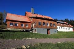 Veberova cottage, the giant mountains Stock Images