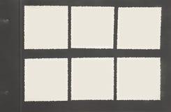 Vecchi blocchi per grafici della foto Immagine Stock Libera da Diritti