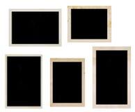 Vecchi blocchi per grafici della foto Immagini Stock Libere da Diritti
