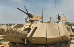 vecchi carri armati e veicoli blindati Immagine Stock Libera da Diritti