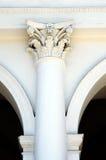 Vecchi colonna e arché Fotografia Stock Libera da Diritti