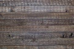 Vecchi colori marroni grigi del bordo di legno immagini stock