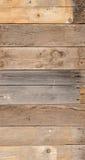 Vecchi comitati di legno Fotografia Stock Libera da Diritti