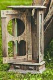 Vecchi dettagli e cose d'annata La foto stilizzata Retro agricoltura Fotografia Stock Libera da Diritti