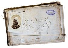 Vecchi documenti e foto Immagine Stock Libera da Diritti