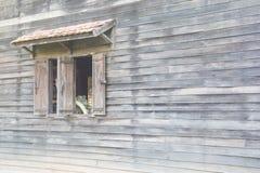Vecchi fondo e strutture di legno Fotografia Stock