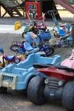Vecchi giocattoli Immagine Stock Libera da Diritti
