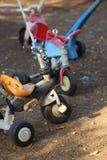 Vecchi giocattoli Fotografia Stock Libera da Diritti