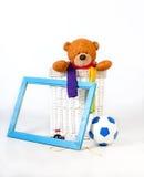 Vecchi giocattoli Fotografie Stock