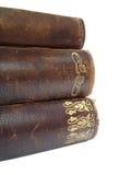 Vecchi libri Fotografia Stock