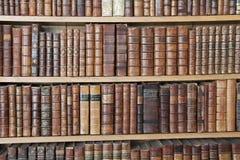 Vecchi libri Immagine Stock