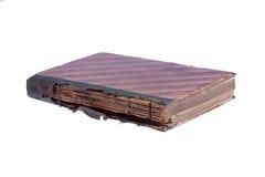 Vecchi libri antichi Fotografia Stock