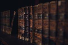 Vecchi libri dell'annata Immagine Stock Libera da Diritti