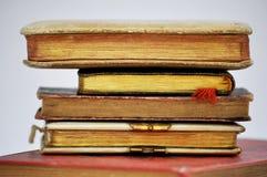 Vecchi libri di preghiera Fotografie Stock Libere da Diritti