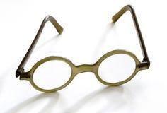 Vecchi occhiali Immagine Stock