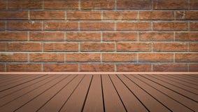 Vecchi parete e pavimento Fotografia Stock Libera da Diritti