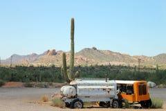 Vecchi periodi nel deserto immagini stock libere da diritti