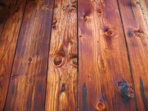 Vecchi plancks di legno Fotografia Stock Libera da Diritti