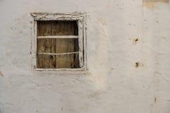 Vecchi portelli e Windows Immagini Stock