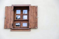Vecchi portelli e Windows Fotografia Stock Libera da Diritti