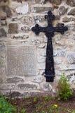 Vecchi segni di scripture e di nodo immagini stock libere da diritti