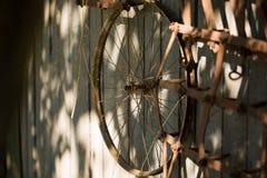 Vecchi strumenti dell'agricoltore Fotografia Stock