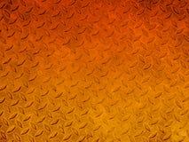 Vecchi struttura e fondo del metallo Fotografia Stock