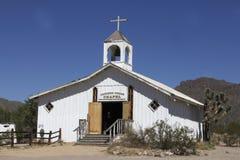 Vecchi studi di Tucson Fotografie Stock Libere da Diritti