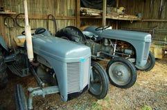 Vecchi trattori Fotografie Stock