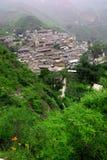Vecchi villaggi Immagine Stock Libera da Diritti