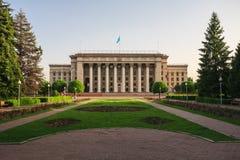Vecchia Almaty Immagini Stock Libere da Diritti